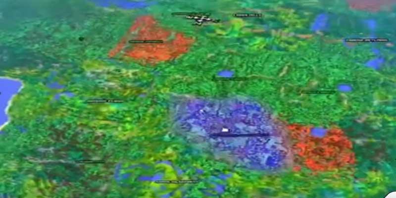Cube-World-Map