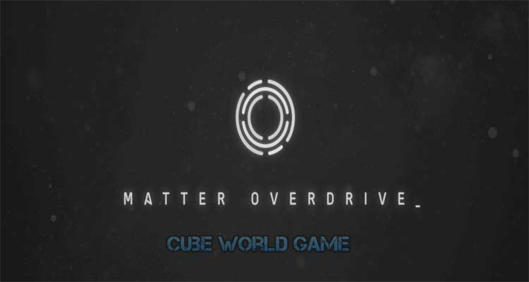Matter Overdrive: Legacy Edition Mod 1.12.2
