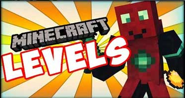 Levels Mod 1.11.2/1.10.2/1.7.10 For Minecraft