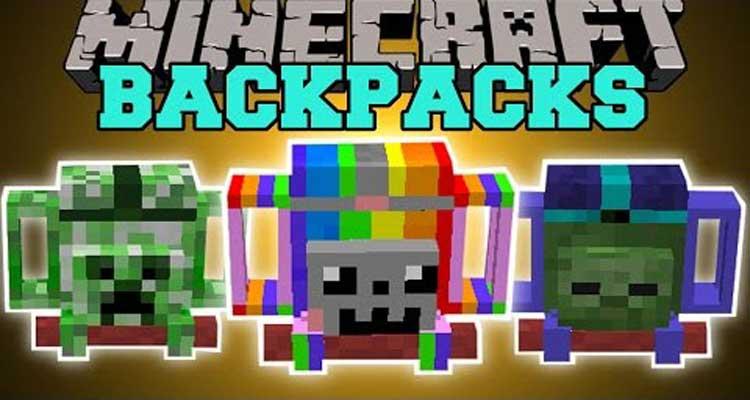 Adventure Backpack Mod 1.7.10
