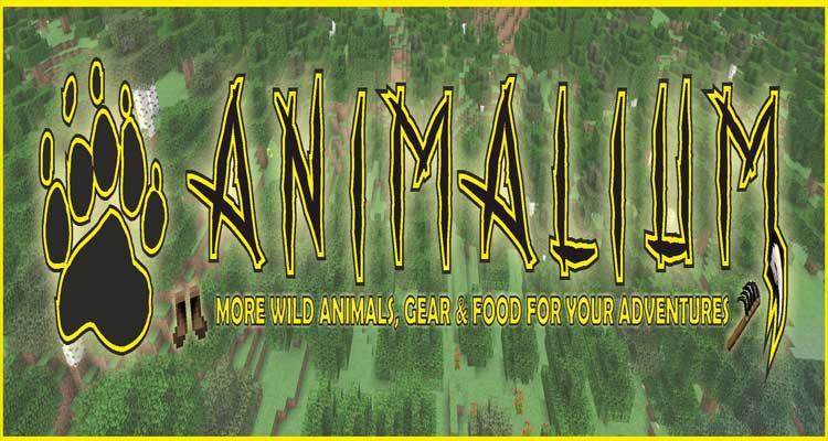Animalium Mod 1.16.1/1.15.2/1.14.4