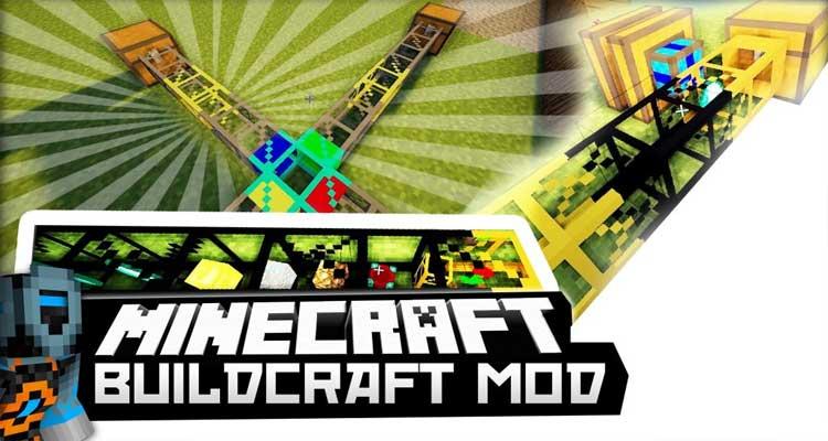 BuildCraft|Core Mod 1.12.2/1.11.2/1.8.9