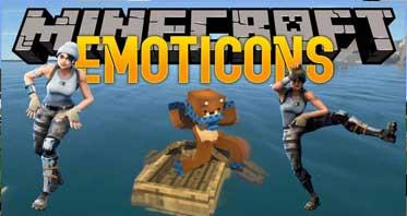 Emoticons Mod 1.12.2 For Minecraft