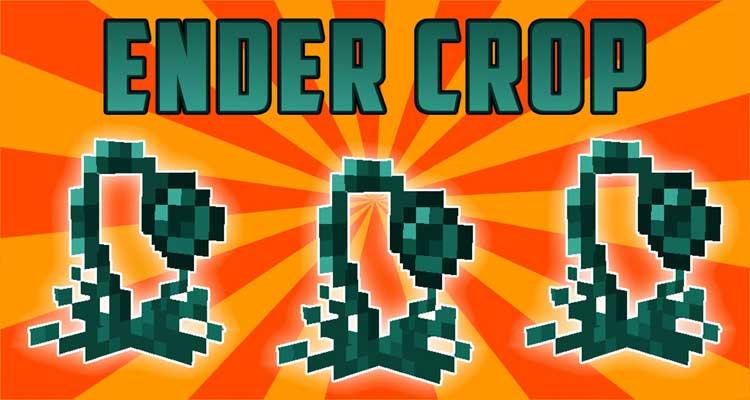 Ender Crop Mod 1.12.2/1.11.2/1.10.2