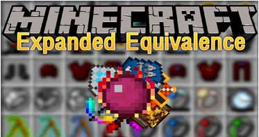 Expanded Equivalence Mod 1.12.2 For Minecraft