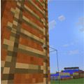 Faster Ladder Climbing Mod 1.12.2/111.2/1.10.2 For Minecraft
