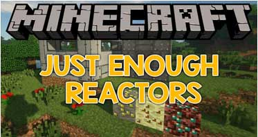 Just Enough Reactors Mod 1.12.2 For Minecraft