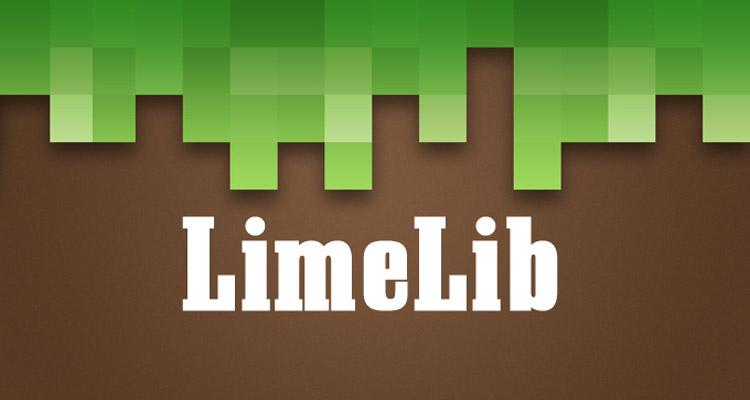 LimeLib Mod 1.12.2/1.11.2/1.10.2