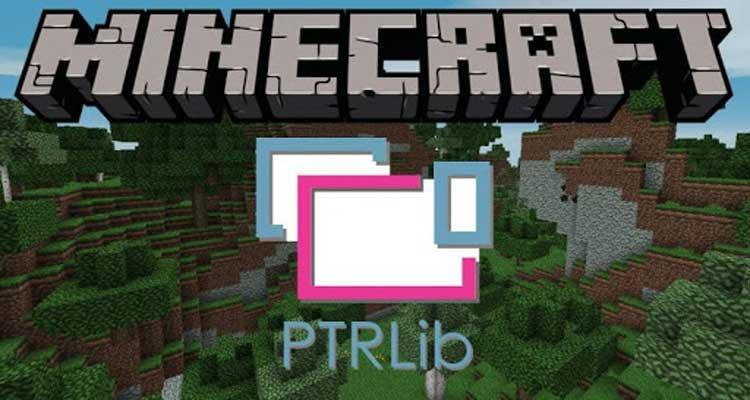 PTRLib Mod 1.12.2