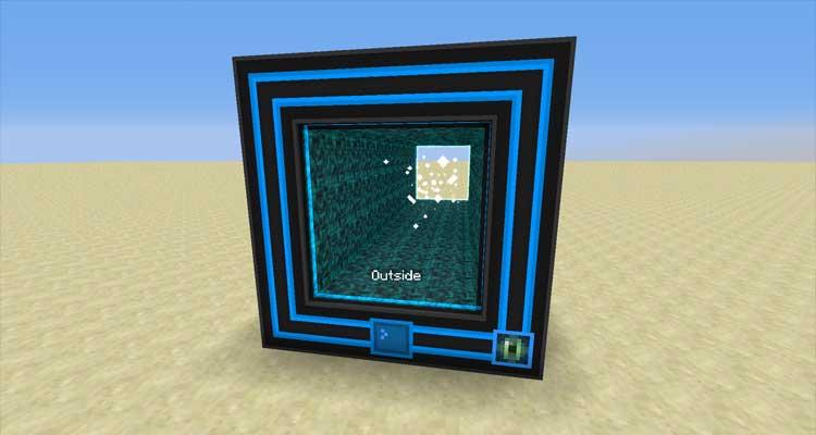 Portality Mod 1.16.1/1.5.2/1.14.4