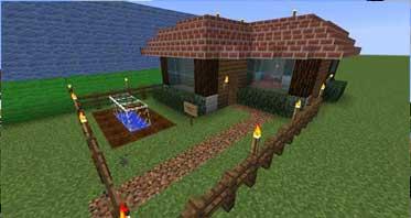 Prefab Mod 1.16.5/1.12.2/1.10.2 For Minecraft