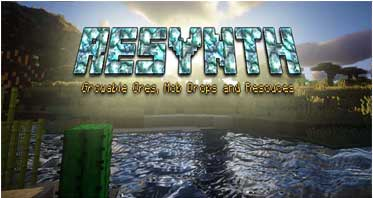 Resynth Mod 1.16.5/1.15.2/1.12.2 For Minecraft