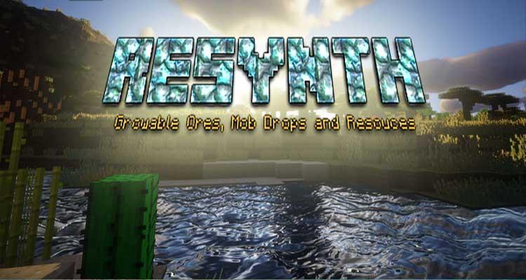 Resynth Mod 1.14.4/1.12.2