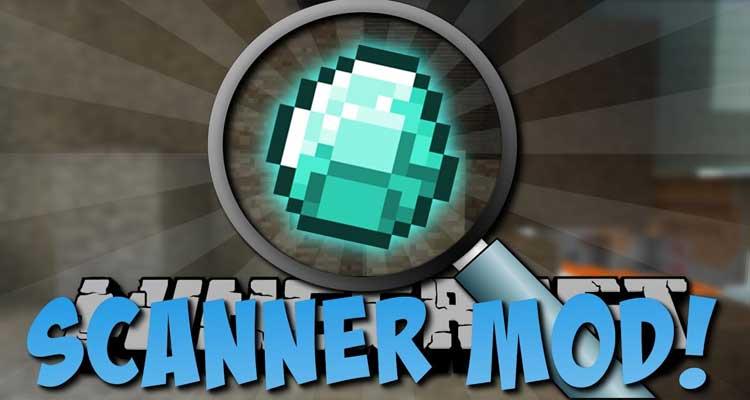 Scanner Mod 1.12.2/1.11.2/1.10.2