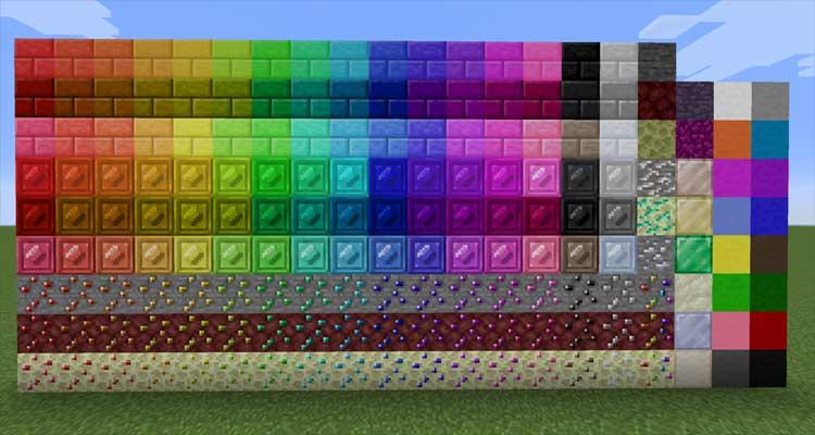 Silent's Gems Mod Mod 1.16.1/1.15.2/1.14.4