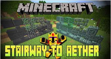 Stairway to Aether Mod 1.14.4/1.12.2 For Minecraft