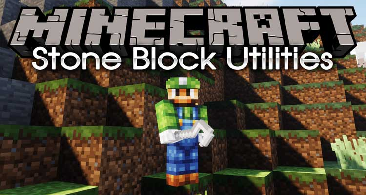 StoneBlock Utilities Mod 1.12.2