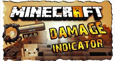 ToroHealth Damage Indicators Mod 1.16.5/1.12.2/1.10.2 For Minecraft