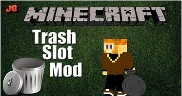 TrashSlot Mod 1.16.5/1.15.2/1.14.4 For Minecraft