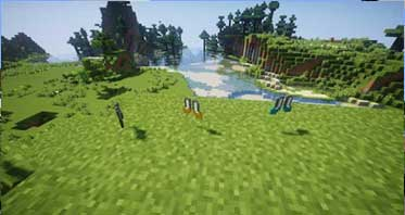 Traveller's Boots Mod 1.16.5/1.15.2/1.12.2 For Minecraft