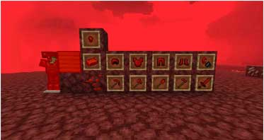 Vulcanite Ore Mod 1.13.2/1.12.2  For Minecraft
