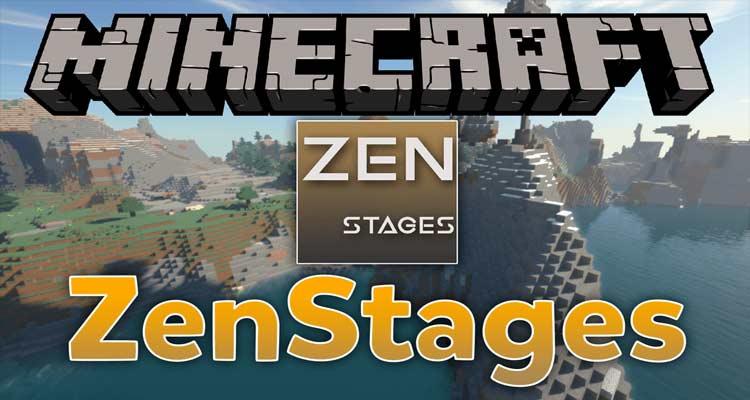 ZenStages Mod 1.12.2