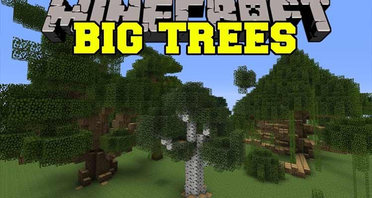 BigTrees Mod 1.8.9/1.7.10