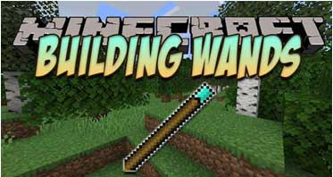 Building Wands Mod 1.16.5/1.15.2 For Minecraft