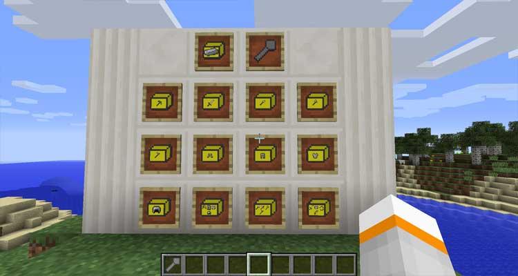 Lucky Cases Mod 1.11.2/1.10.2/1.9.4
