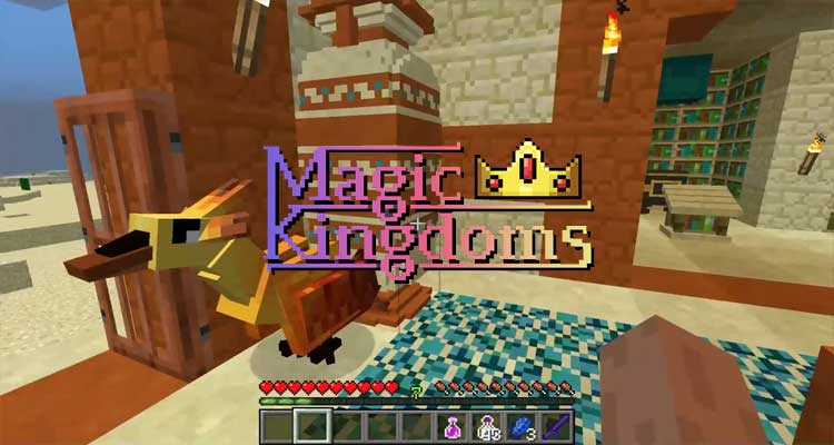 Magic Kingdoms Mod 1.12.2