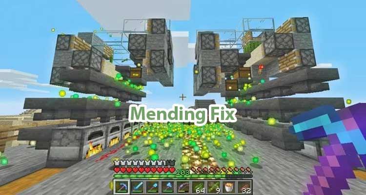 Mending Fix Mod 1.12.2/1.11.2/1.10.2