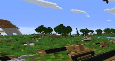 Project Nashorn Mod 1.12.2/1.11.2/1.10.2 For Minecraft