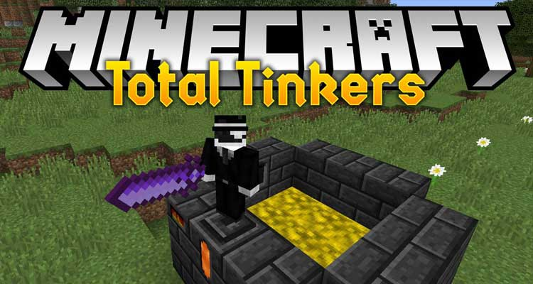 Total Tinkers Mod 1.12.2