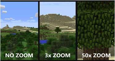 WI Zoom Mod 1.16.5/1.15.2/1.14.4 For Minecraft