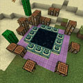 End Portal Recipe Mod 1.16.2/1.15.4/1.14.4 For Minecraft