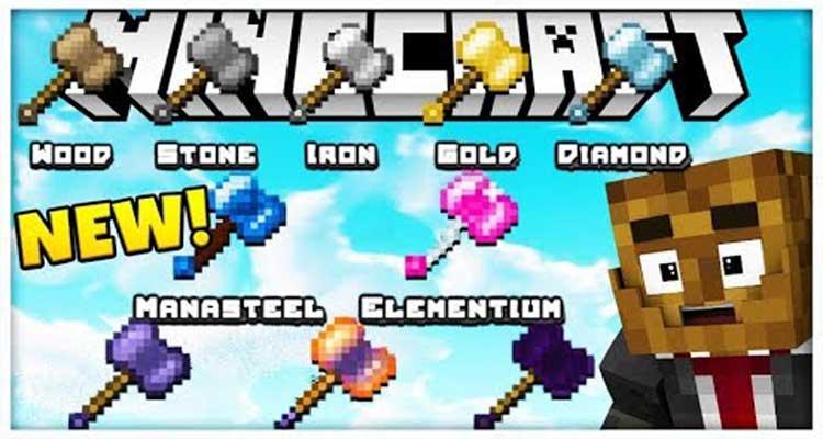 HammerX Mod 1.12.2
