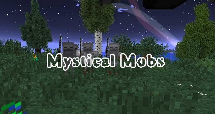 Mystical Mobs Mod 1.7.10