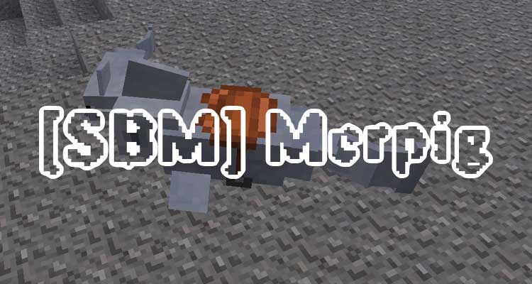 [SBM] Merpig Mod 1.16.3/1.15.2/1.14.4