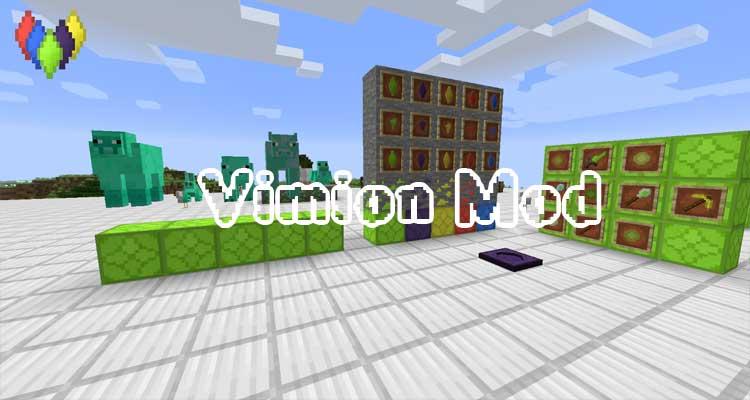 Vimion Mod 1.15.2/1.14.4