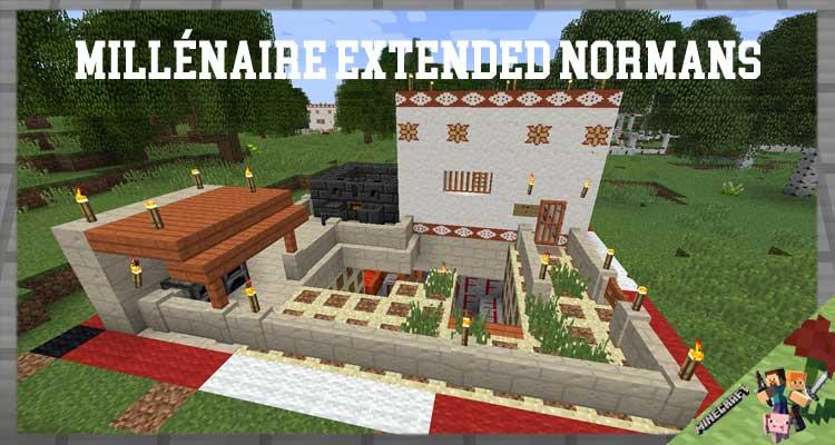 Millénaire Extended: Normans Mod 1.12.2