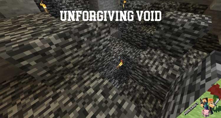 Unforgiving Void Mod 1.16.3/1.12.2/1.10.2