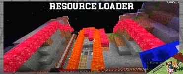 Resource Loader Mod 1.12.2/1.10.2/1.7.10 For Minecraft