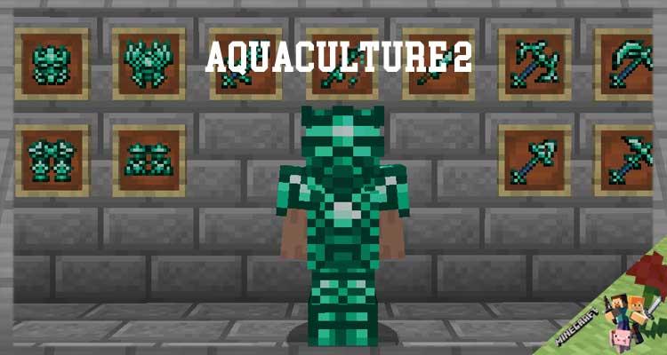 Aquaculture 2 Mod 1.16.4/1.12.2/1.10.2/1.7.10