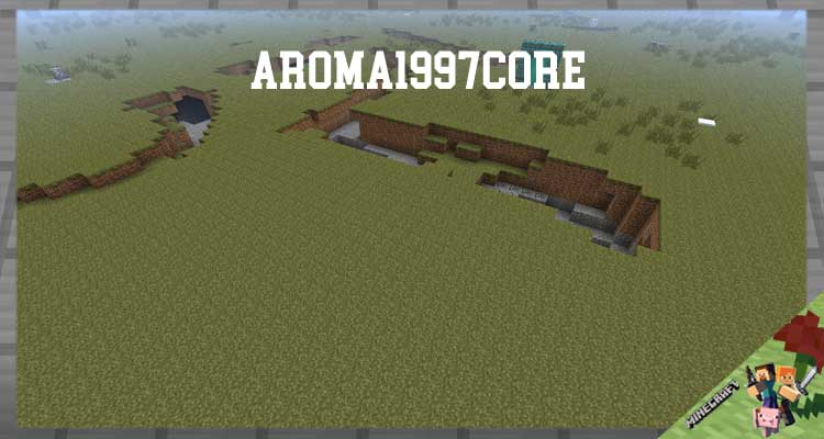 Aroma1997Core Mod 1.12.2/1.10.2/1.7.10 For Minecraft