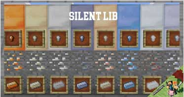 Silent Lib Mod 1.16.5/1.12.2/1.10.2 For Minecraft
