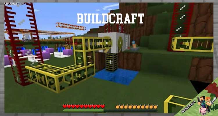 Buildcraft Mod 1.12.2/1.11.2/1.7.10