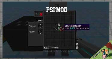 Psi Mod 1.16.5/1.12.2/1.10.2 For Minecraft