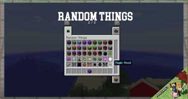 Random Things Mod 1.12.2/1.10.2/1.7.10 For Minecraft
