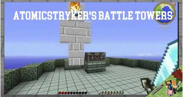 AtomicStryker's Battle Towers Mod 1.12.2/1.10.2/1.7.10 For Minecraft