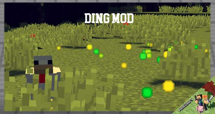 Ding Mod 1.16.5/1.12.2/1.7.10